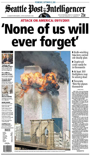 media bias after september 11 essay Wednesday's example of media bias is a weekly example of biased news  reporting also included  10/11/2017 - september tv coverage of trump 10/4/ 2017.